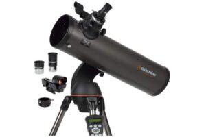 Reseña: Telescopio Celestron NexStar 130 SLT