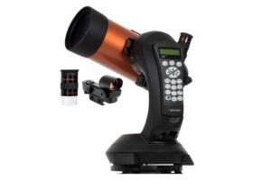 Reseña: Telescopio Celestron Nexstar 4SE