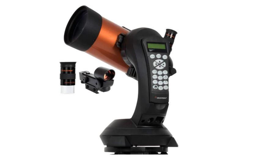 Telescopio celestron nexstar 4 se 102mm