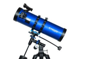 Reseña Telescopio Meade Polaris 130 EQ (Recomendado)