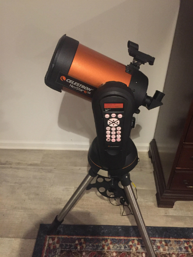 Telescopio NexStar 6 SE de celestron (opinion y valoración)