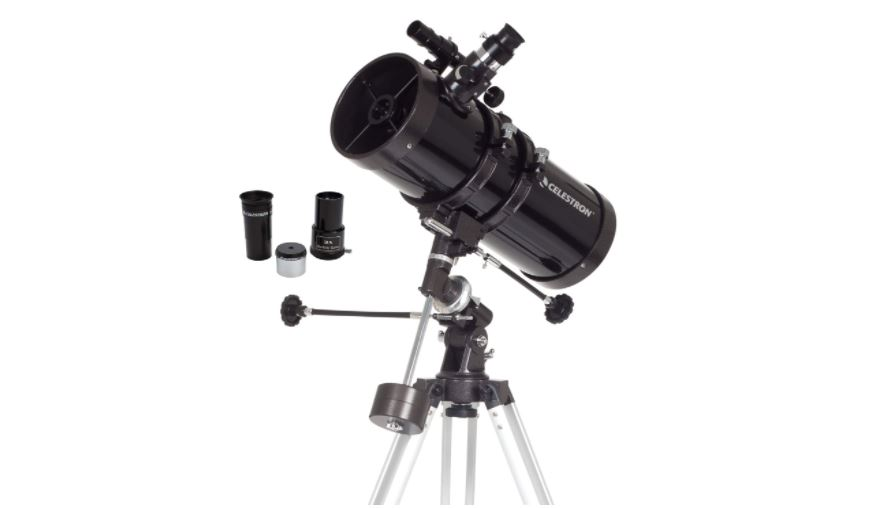 Telescopio Celestron PowerSkeer 127 opinion