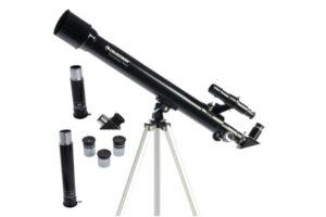 Reseña: Telescopio Celestron PowerSeeker 50 AZ