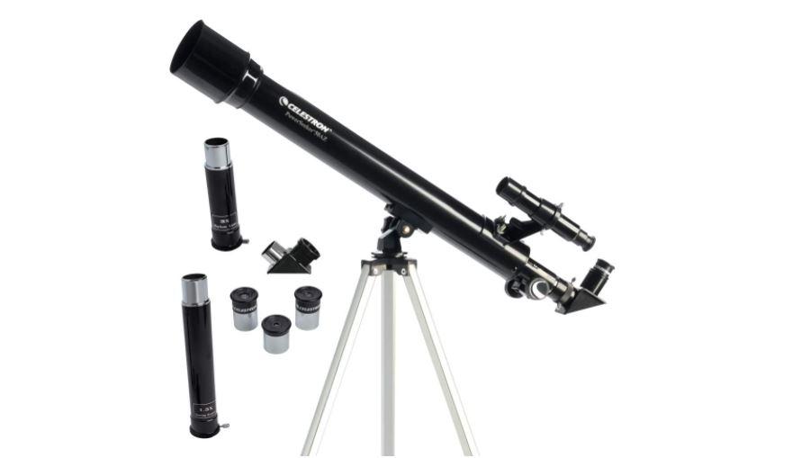 Telescopio de Celestron powerseeker 50 AZ barato, esta es la opinion de nuestros expertos