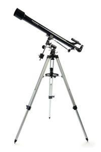 Telescopio powerseeker 60 EQ opinion y reseña