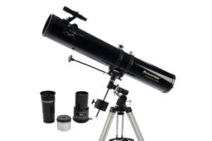Reseña: Telescopio Celestron PowerSeeker 114 EQ