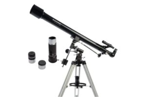 Reseña: Telescopio Celestron PowerSeeker 60 EQ