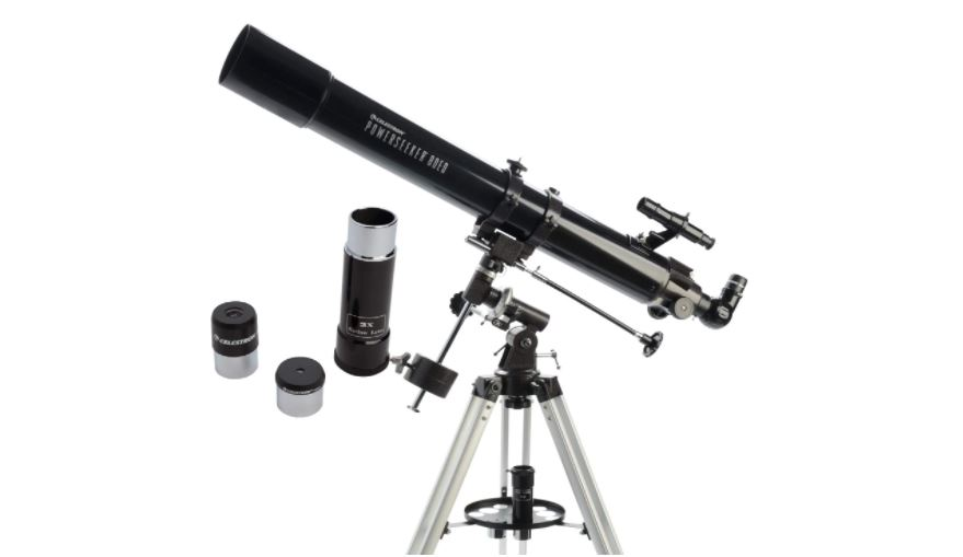 comprar Telescopio celestron powerseeker 80 EQ