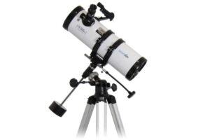 Reseña: Telescopio Zoomion Philae 114/500 EQ